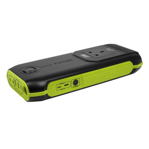 Power Pack 160W AC 31200mAh Capacity - Lithium - Sealey - SPB160W
