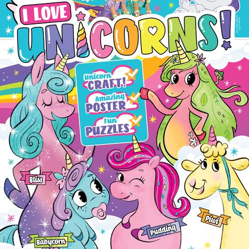 I Love Unicorns