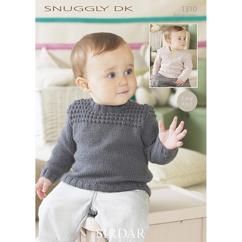 Sirdar Snuggly DK 1310