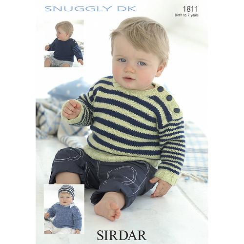 Sirdar Snuggly DK 1811