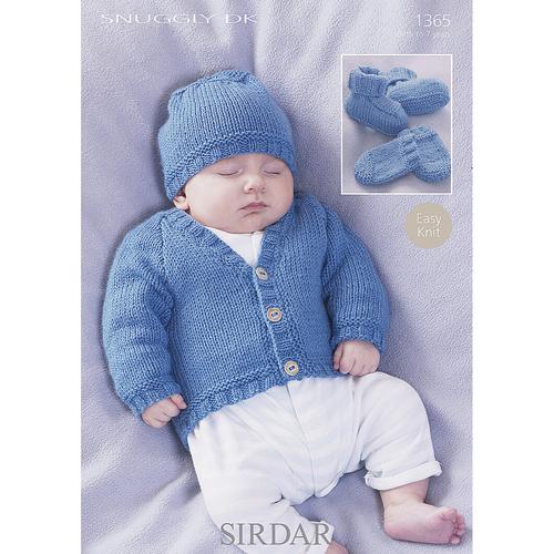 Sirdar Snuggly DK 1365