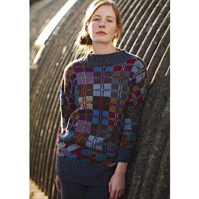 Islay - Rowan Felted Tweed DK