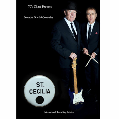 ST CECILIA - Preview of new single