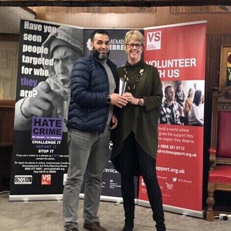 Community Upstander Award