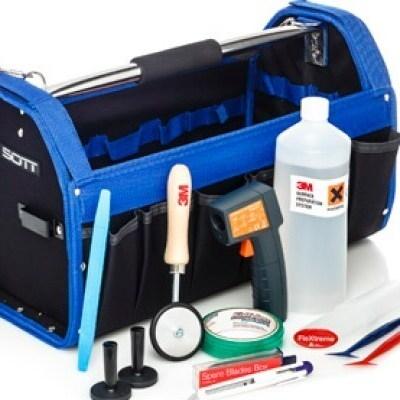 SP Vinyl Supplies - Vehicle Wrap Intermediate Starter Kit