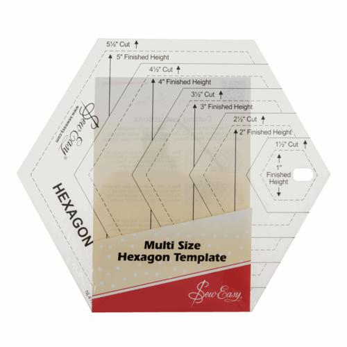 Template - Hexagon