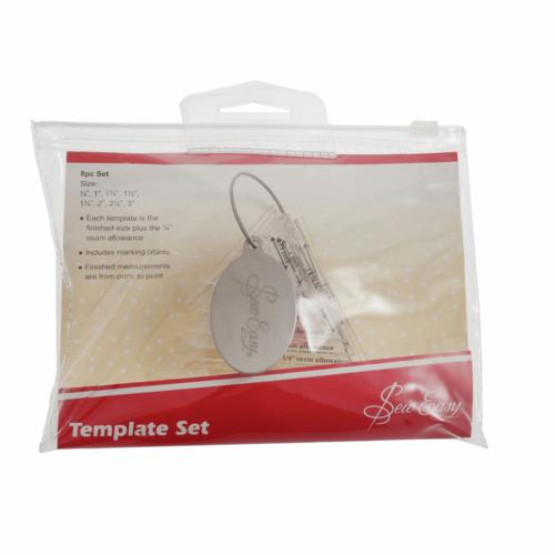 Template Set - Mini Triangles