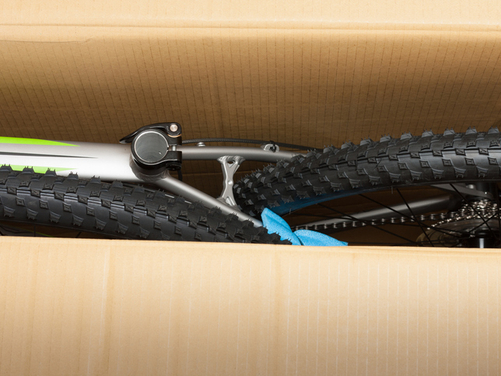 Boxed Bike/Pre Delivery Inspection