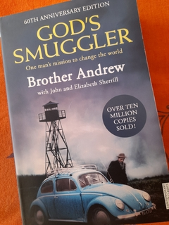 Book Review: God's Smuggler by Brother Andrew