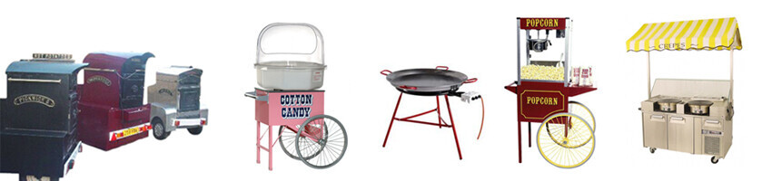 Mobile-Cart-Portable-Oven-Catering-Candy-Floss-Machine-HIre