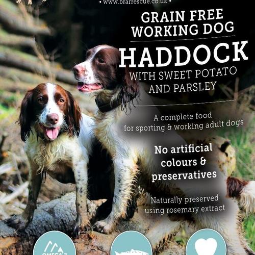 Haddock Sweet Potato & Parsley