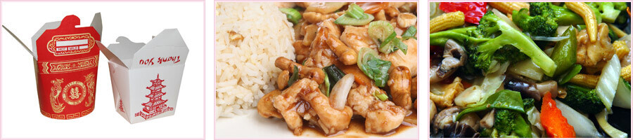 Chinese Food Mobile Catering