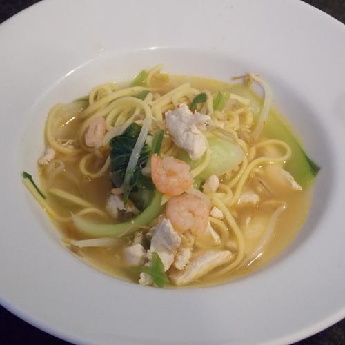 Humble Noodle Soup