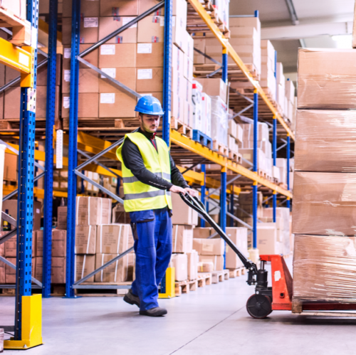 Warehouse Safety and Risk Assessment
