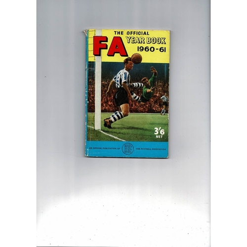 1960/61 The Official FA Year Book