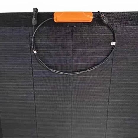 150W Semi Flexible Kit for 2 x 12V Batteries