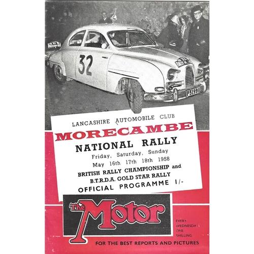 Rally Programmes