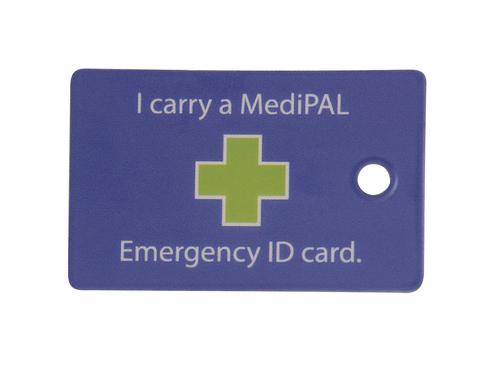 MediPAL® Key Fob
