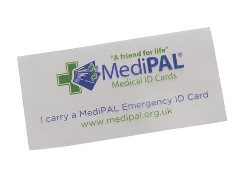 MediPAL® Window Sticker
