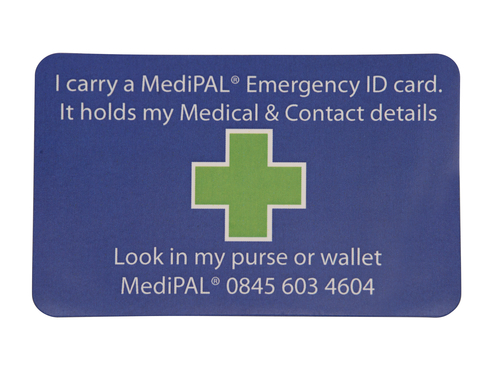 MediPAL® Fridge Magnet