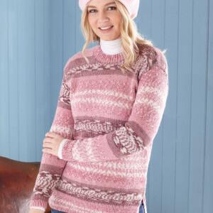 Sweater & Tunic Pattern 5653