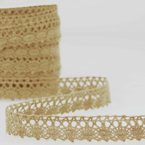 15mm Cotton Lace