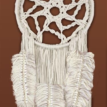 Natural Dreamcatcher Kit