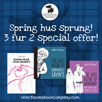 3 FUR 2! - SPRING IS SPRUNG