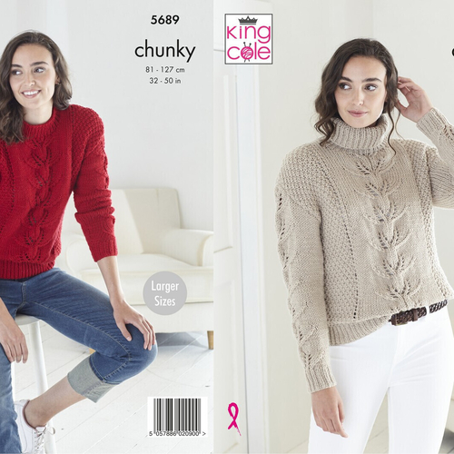 Sweater Pattern 5689