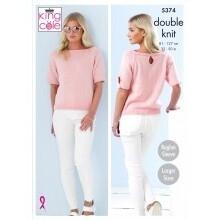 Summer Sweater Pattern 5374