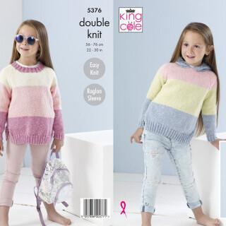 Hooded Sweater Pattern 5376