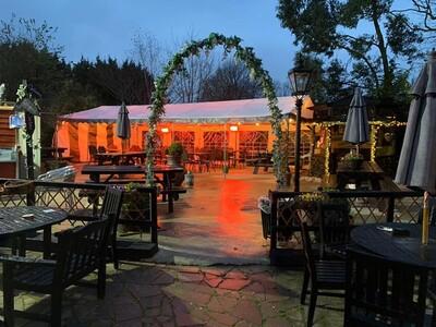 Pub Garden Re-opening