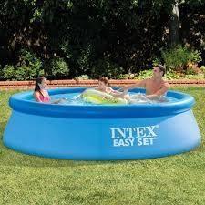 Intex Inflatable Garden Pool - 10FT