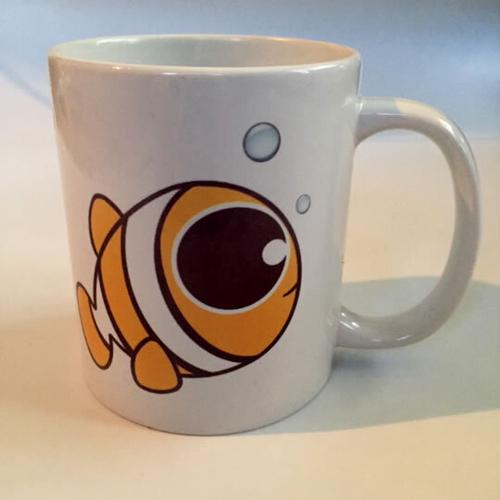 'Clownfish' Mug