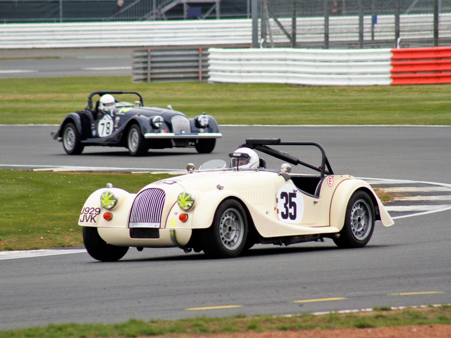 1992 (Pre Cat) Class C Competition Morgan +8 - £26,995.00 (Reduced price)