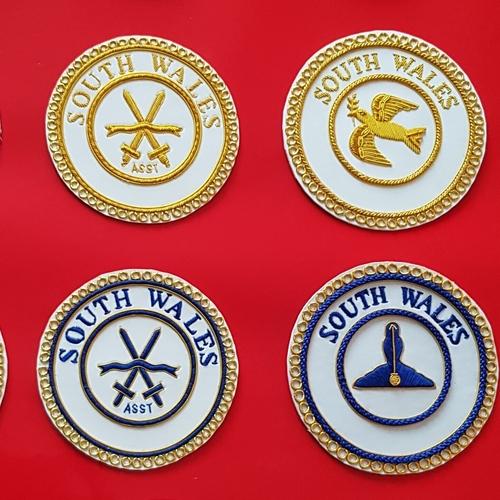 Provincial Apron Badges