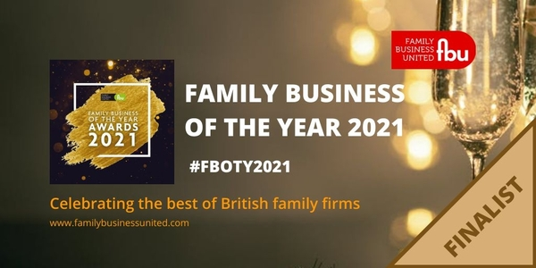 Family Business O' The Year - Finalists!