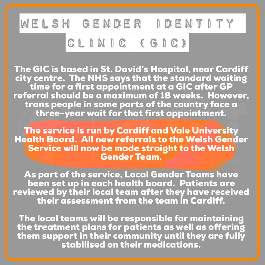Andy Garland Therapies - Counselling Cardiff - Mental Health Services Cardiff - Cardiff Therapists - transgender - gender non-conforming - LGBTQ+ - welsh gender identity clinic