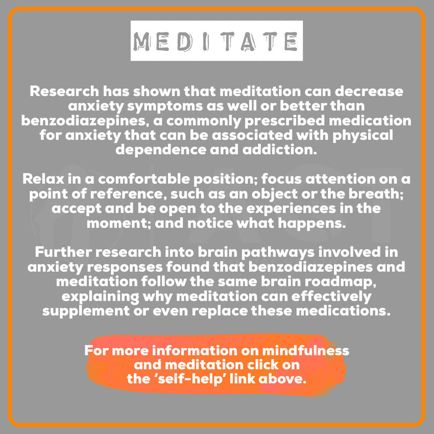 Andy Garland Therapies - Counselling Cardiff - Mental Health Services Cardiff - Cardiff Therapists - daily wellbeing - meditate