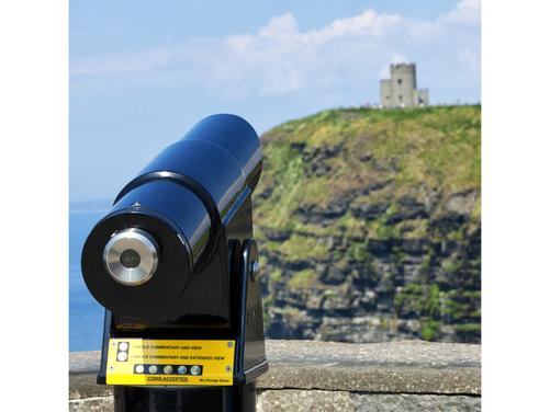 Talking Telescope