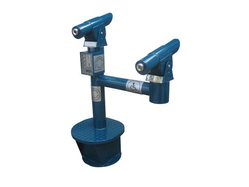 Wheelchair Accessible Telescopes