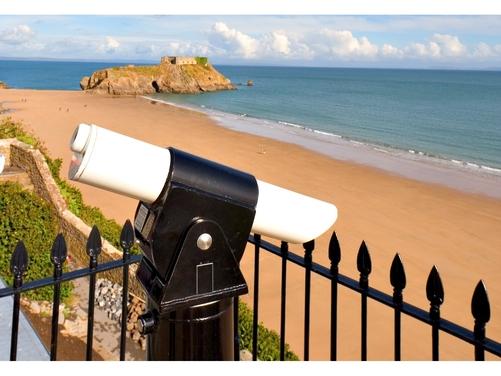 Heritage Telescope