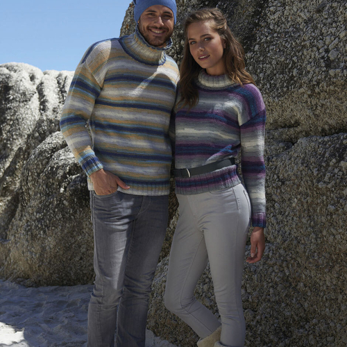 Sweater Pattern 8038