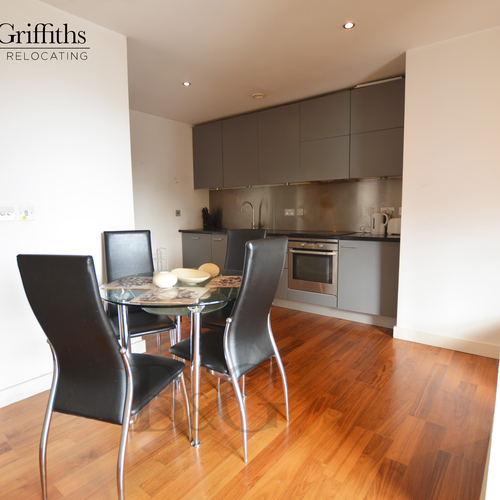 Property For Sale - NO CHAIN - One Bedroom Apartment, Admiral House, Cardiff City Centre