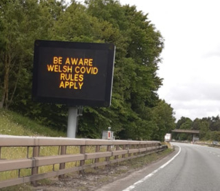 Wales is gradually moving into Alert Level Three.