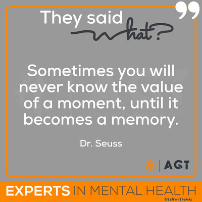 Andy Garland Therapies - Counselling Cardiff - Mental Health Services Cardiff - Cardiff Therapists - quotes and affirmations - positive affirmations - Dr. Seuss
