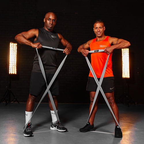 Integrate Fitness Resistance Bands Set (long)
