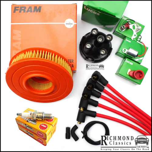 Classic Mini (Early) 1959 to 1974 Ignition Service Kit