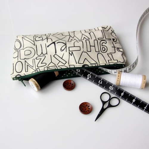 Introduction to Machine Sewing Part 2 -Make a Pencil Case