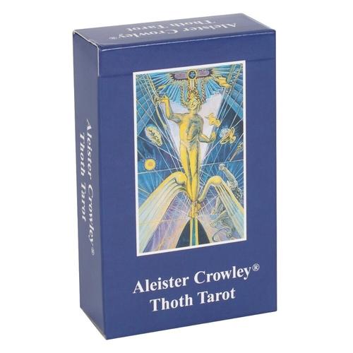 Thoth Tarot Cards